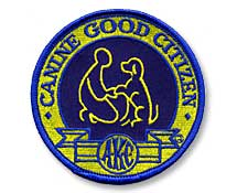 Akc Cgc Patch